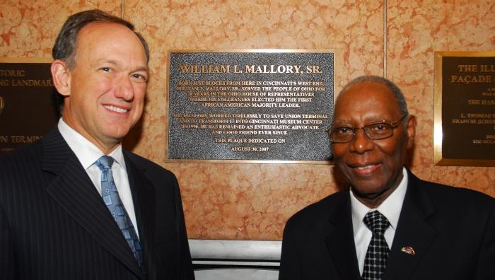 Archive of the William L. Mallory, Sr. Celebration...